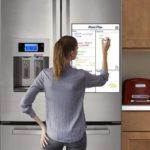 Bessere Übersicht mit einem Kühlschrank Wochenplaner